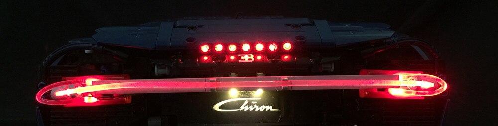 Günstige Kaufen Led Licht Kit Für Lego Technic Bugatti Chiron