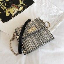 Luxury Brand Crossbody Bags Women 2019 High Quality PU Leather Female Designer Handbags Ladies Wool Chain Shoulder Messenger Bag