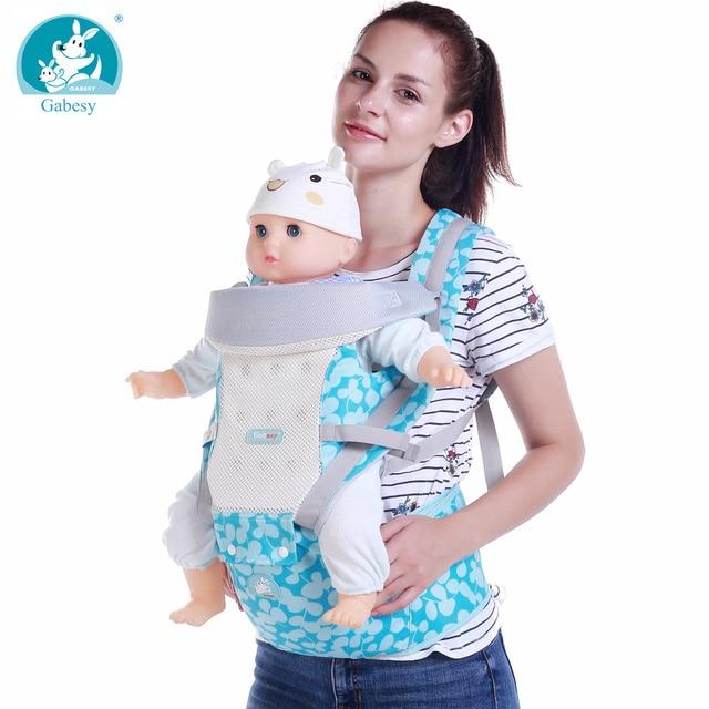 new hipseat for newborn backpack prevent o-type legs 6 in 1 carry loading bear 25Kg Ergonomic baby Carrier wrap kid sling girl