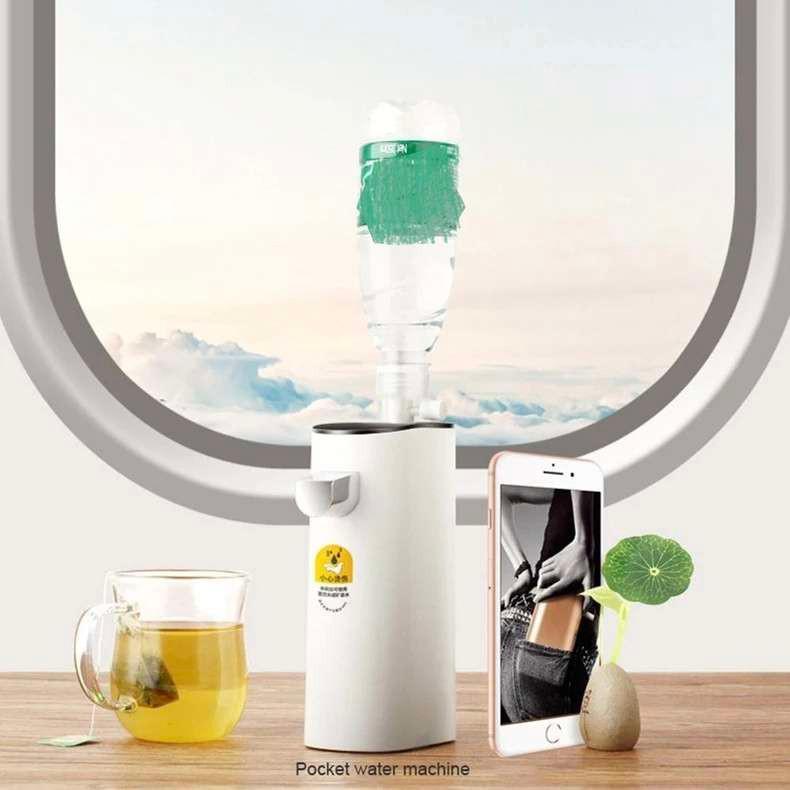 220V reizen waterkoker instant hot water dispenser mini draagbare kleine opvouwbare boiler kantoor Hot waterkoker - 2