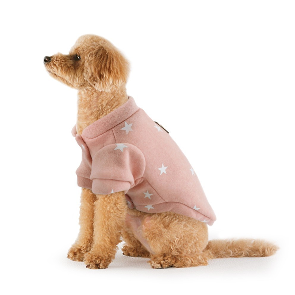 US $6 08 31% OFF|Winter Dog Clothes Coat Jacket Small Dog Costume Pet  Outfit Poodle Bichon Dog Clothing Apparel Dropshipping Pet Products 32S2-in  Dog