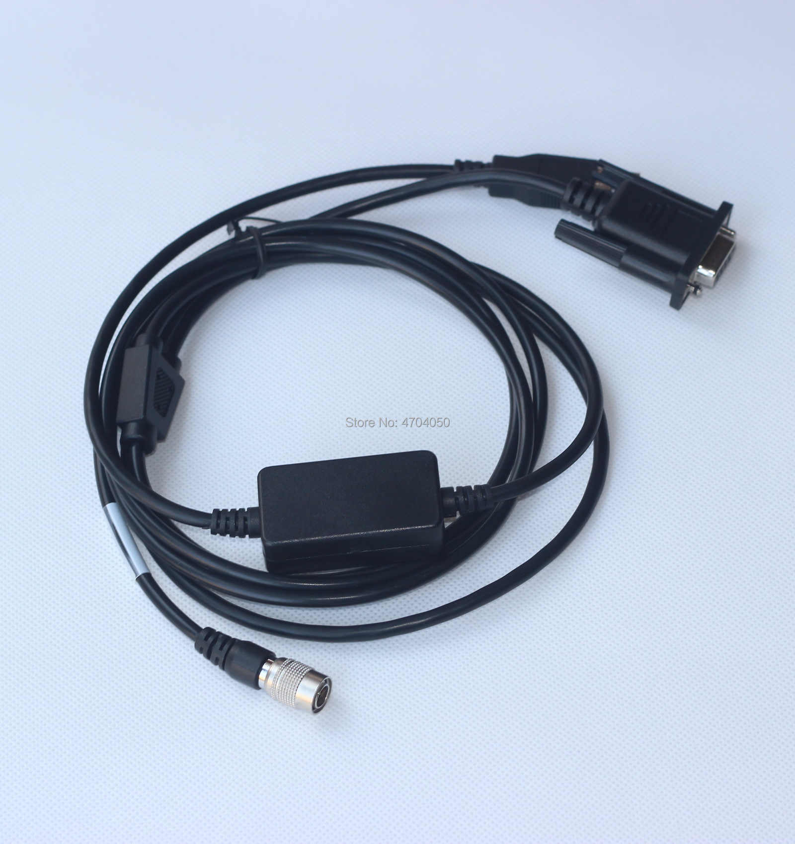 """חדש COM + USB להוריד נתונים כבל מכשיר מדידות Y כבל עבור ניקון סה""""כ תחנות, 6pin עם יציאות USB ו"""