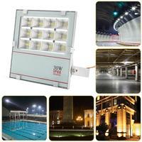 1pc 30W 50W Ultrathin LED Floodlight Waterproof IP65 Outdoor Spot Light Lamp