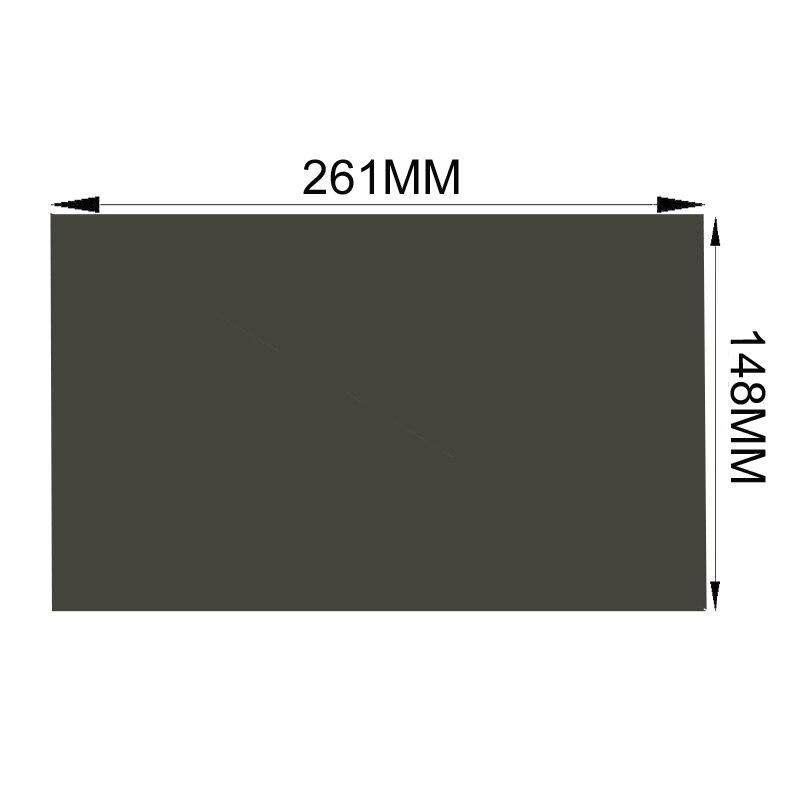 148mm Lcd Polarisator Polarisierende Film Für Tft Laptop Durch Wissenschaftlichen Prozess 10 Teile/los Neue 12,1 breite 45 Grad Matte/glänzend 261 Mt Sporting Freies Verschiffen!!