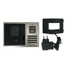 Биометрический регистратор времени лица и отпечатков пальцев
