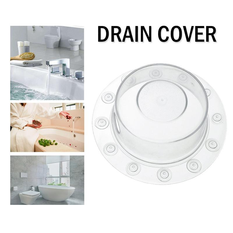 Bottomless Bath Overflow Drain Cover Adds Inches Of Water To Tub For Warmer, Deeper Bath (4