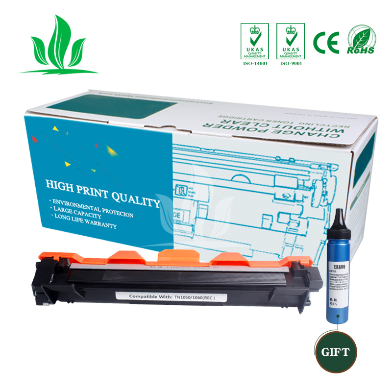 TN1050 2pcs Compatible toner cartridge for Brother TN1000 TN1030 TN1050 TN1060 TN1070 TN1075 HL-1110 TN-1050TN1050 2pcs Compatible toner cartridge for Brother TN1000 TN1030 TN1050 TN1060 TN1070 TN1075 HL-1110 TN-1050
