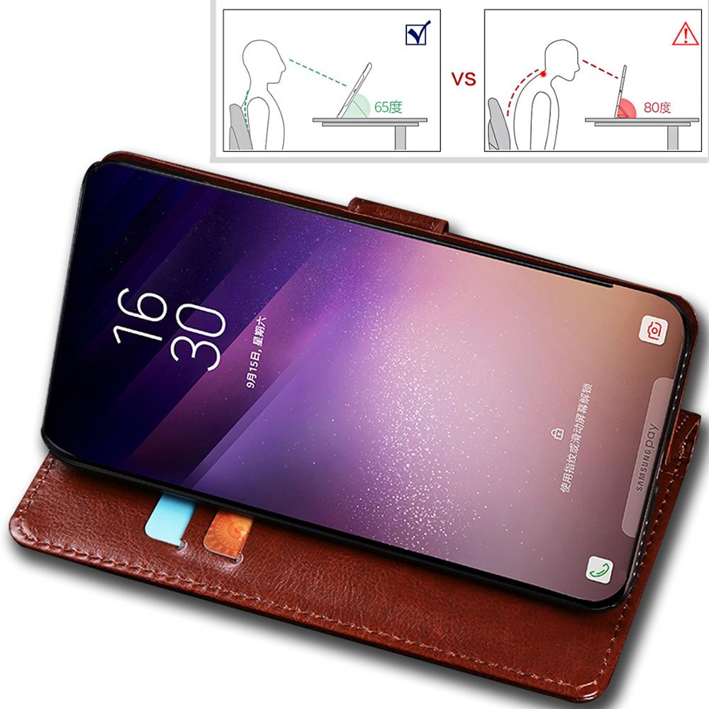 Flip leather case for Samsung Galaxy S6 S7 Edge Plus wallet style stand protective capa coque cover for G920 G925 G928 G930 G935 in Flip Cases from Cellphones Telecommunications