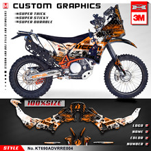 Buy ktm 690 stickers and get free shipping on AliExpress com