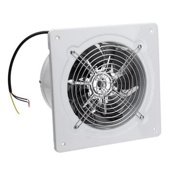 4 Inch 20W 220V High Speed Exhaust Fan Toilet Kitchen Bathroom Hanging Wall Window Glass Small Ventilator Core Vents