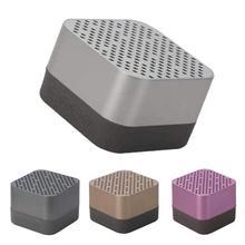 Mini Speaker portátil Sem Fio Bluetooth Mini Player de Áudio Estéreo Hd Hifi Super Bass Sons Ao Redor Do Carro Em Casa Esportes Passeio