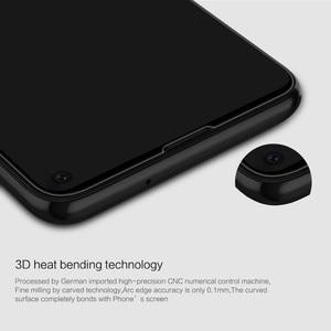 Image 3 - Proteggi schermo in vetro temperato per Samsung Galaxy S10e NILLKIN Amazing 3D CP + MAX Nano vetro protettivo antideflagrante 9H