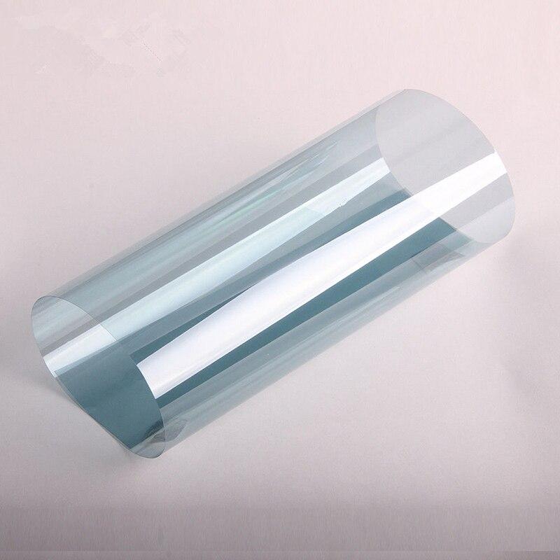50cm X 300cm VLT65 % isolation thermique solaire UV400 Nano céramique 100% UV coupe fenêtre teinte films