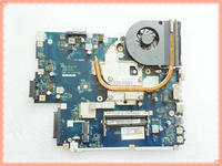 for GATEWAY NEW95 NOTEBOOK NV53A MB.BL002.001 Motherboard NEW75 LA 5912P + heatsink + CPU = LA 5911P for emachines E640