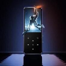 MECHEN S2 bluetooth MP4 Lettore 4G/8G/16G Portatile da 2.4 pollici IPS Schermo Ultra Sottile lettore digitale di Supporto OTG HD Giocatore di Musica