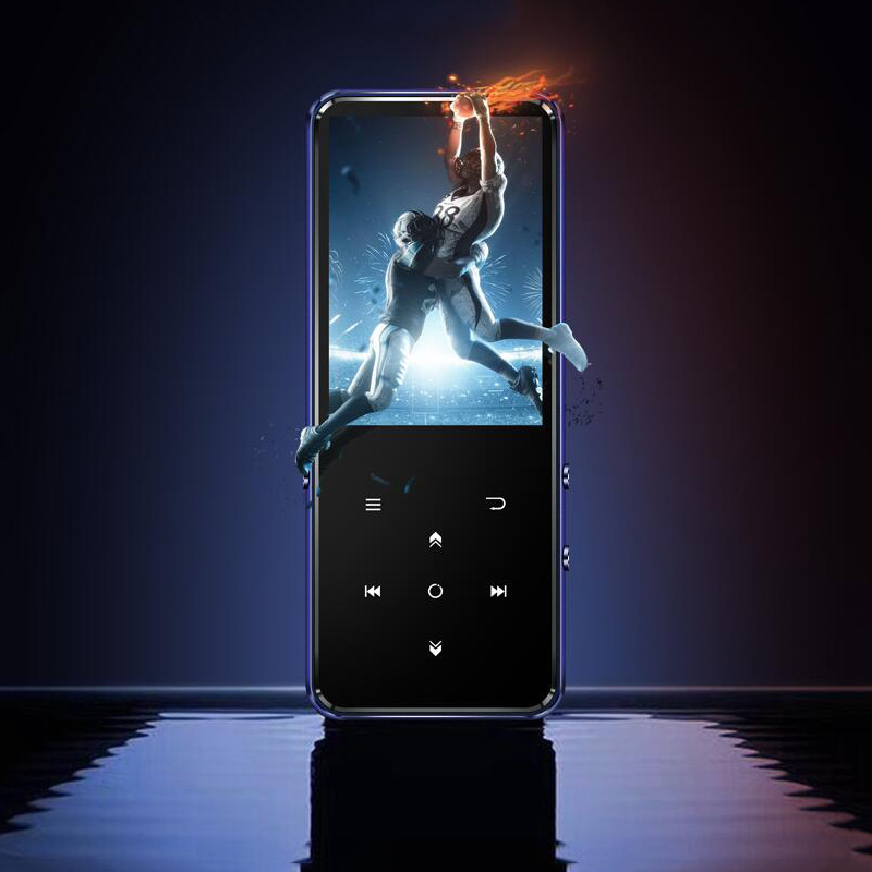 Tragbares Audio & Video Mp4 Player Pflichtbewusst Mechen S2 Bluetooth Mp4 Player 4g/8g/16g Tragbare 2,4 Zoll Ips Bildschirm Ultra Dünne Digital Player Otg Unterstützung Hd Musik Player