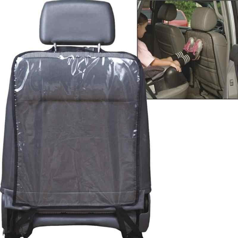 Универсальное автокресло Черная защитная крышка для детей Kick коврик грязь чистый автомобиль чехлы для сидений автомобиля анти ребенок Kick защитная накладка