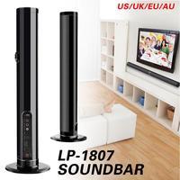 Саундбар Беспроводной Bluetooth 50 Вт Sound Bar Разделение/Интегральные/настенный сабвуфер Динамик ТВ домашнего кинотеатра AUX оптический HDMI RCA