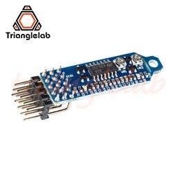 Trianglelab Präzision Piezo Z-sonde Universal Kit Z-sonde für 3D drucker revolutionäre auto bett nivellierung sensor 3d touch