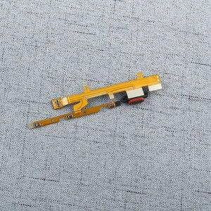 Image 5 - Ocolor ل القط S60 الطاقة زر حجم مفتاح فليكس كابل الهاتف المحمول اكسسوارات ل القط S60 حجم مفتاح يصل أسفل زر الكابلات المرنة