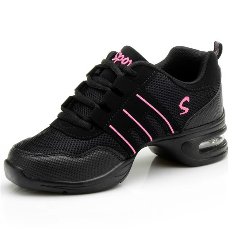 Women Jazz Hip Hop Shoes Soft Outsole Dance Shoes Dance Shoes  Salsa Sneakers for Woman Feature Outsole Breath Zapatos movefunWomen Jazz Hip Hop Shoes Soft Outsole Dance Shoes Dance Shoes  Salsa Sneakers for Woman Feature Outsole Breath Zapatos movefun