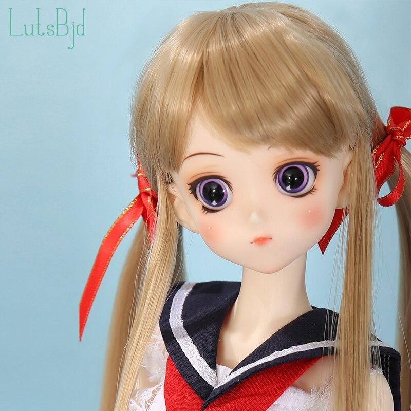 OUENEIFS Coco Luts Kid Delf Girl bjd sd doll 1 4 body model girls boys eyes