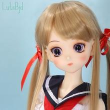 LUTS Kid Delf Girl COCO Bjd for Sd DD msd Toy 1/4  Doll Fairyland Volks  Included Eye кукла bjd camillia bjd dd sd 1 8