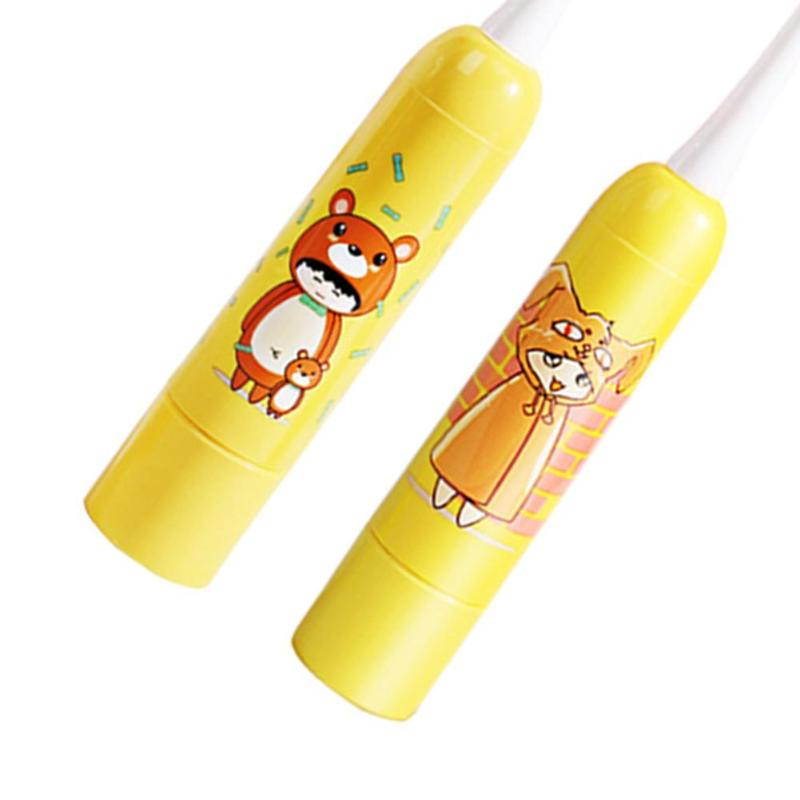 Купить с кэшбэком Children Toothbrush Cartoon Pattern Double-sided Tooth Brush Teeth Brush For Kids Waterproof Whitening Oral