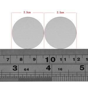 Image 3 - 10pcs Ntag215 14443A TAG Sticker Key Tags 13.56 MHZ llaveros llavero Token Patrol Universal Label RFID Tag Mini NFC Phone Tag
