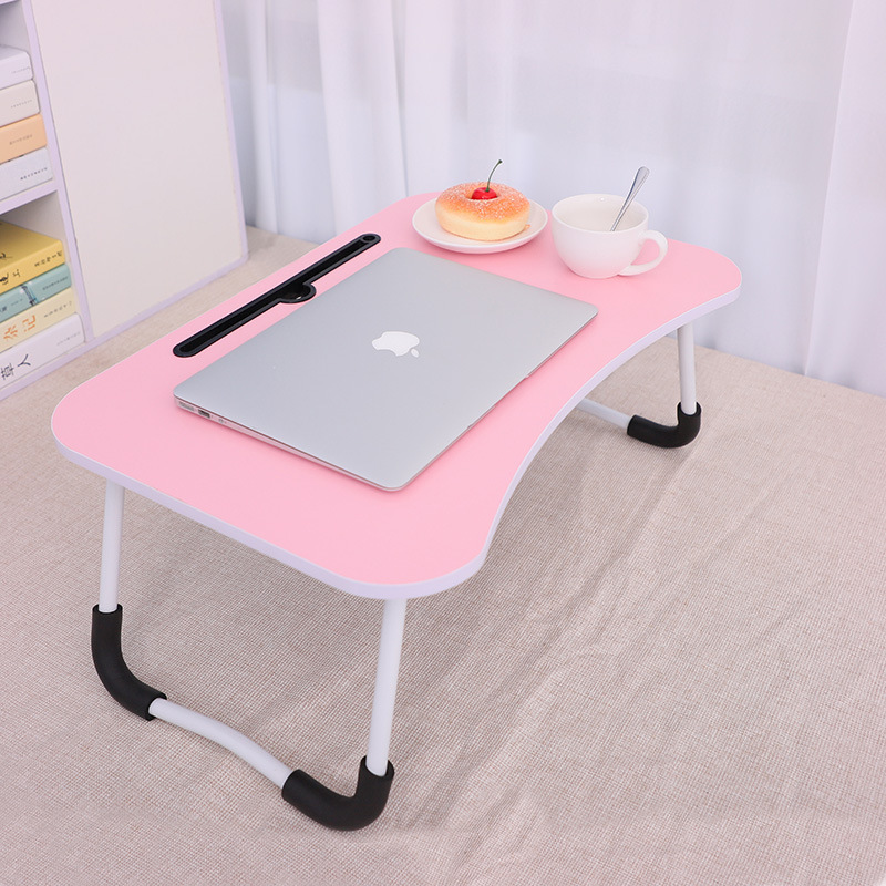 Ordinateur Portable pique-nique Bureau Camping Table pliante support de Bureau d'ordinateur Portable PC Portable lit plateau Table d'ordinateur Portable Bureau Meuble