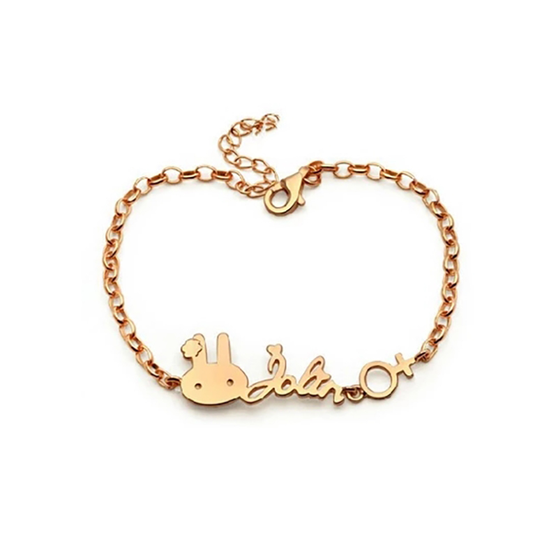 Personalized Custom Name Bracelet Charms Handmade Women Kids Jewelry Engraved Handwriting Signature Love Message Customized Gift jay hummel the essential advisor building value in the investor advisor relationship