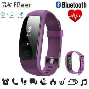 Fitness Watch CallSMS Reminder Sedentary Reminder Heart Rate Sleep Monitor Bracelet Waterproof Sport Smart Watch For Xiaomi IOS