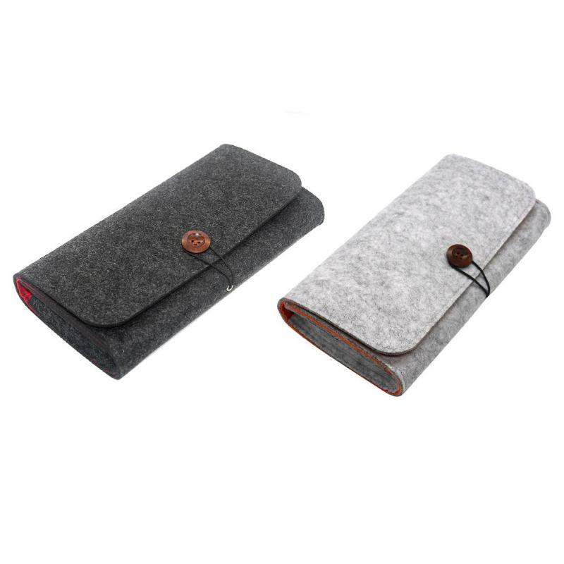 Mutig Alloyseed Portable Hard Fühlte Lagerung Tasche Case Tragetasche Für Schalter Konsole Zubehör Hohe Qualität Videospiele Unterhaltungselektronik