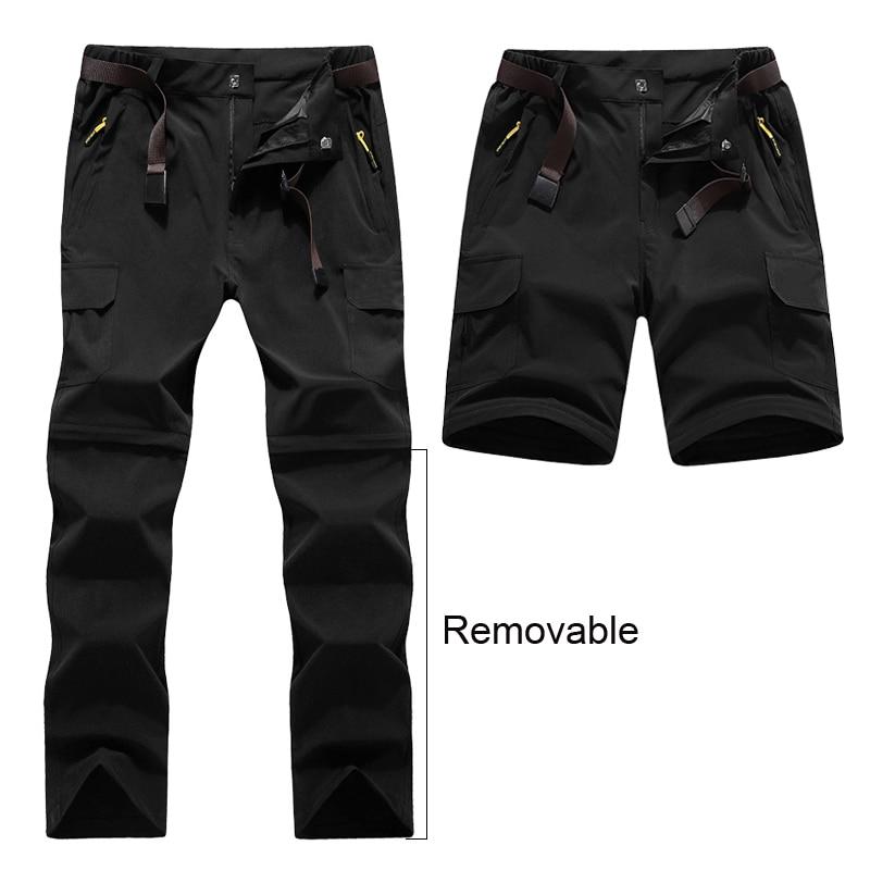TRVLWEGO женские летние быстросохнущие съемные брюки для рыбалки для путешествий на открытом воздухе спортивные брюки женские дышащие походны...