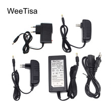 12V Power Adapter 1A 2A 3A 4A 5A 6A 8A 10A 15A 12 Volt Power Supply AC 110V 220V to DC 12V LED Driver Transformer for LED Strip led power supply transformer 5a 10a 20a 50a led driver switching ac 110v 220v to dc 12v 24v cctv led strip power supply adapter