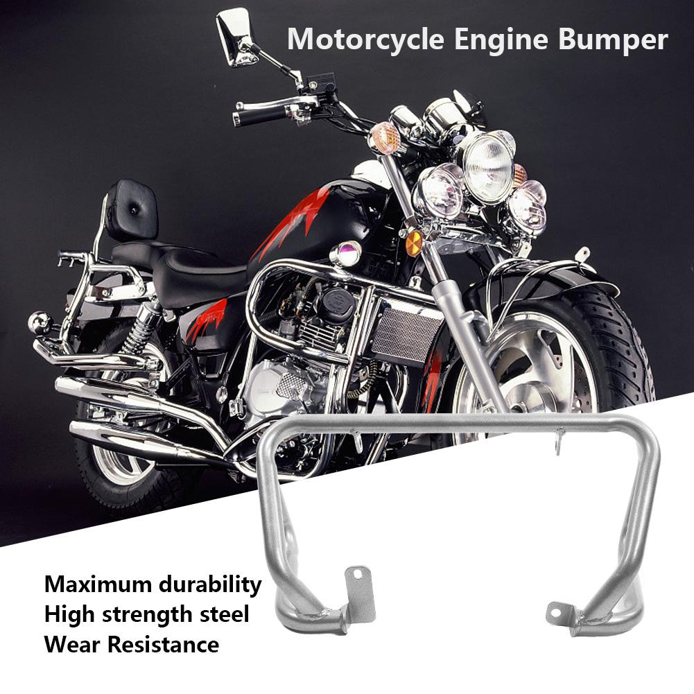 Back To Search Resultsautomobiles & Motorcycles Motorcycle Electroplate Engine Bumper Guard Cover Tank Protector Universal For Bmw G310gs G310r 2017-2018 Steel New
