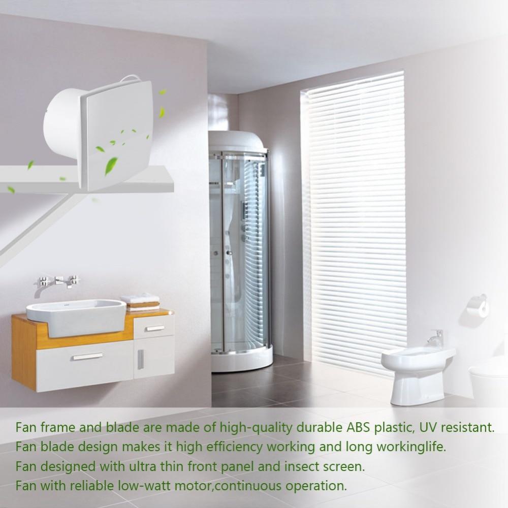 Exhaust Fan Bathroom Ceiling Wall Mount
