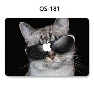 Image 3 - 노트북 macbook 케이스 13.3 용 노트북 슬리브 용 macbook air pro retina 11 12 용 15.4 인치 화면 보호기 키보드 코브