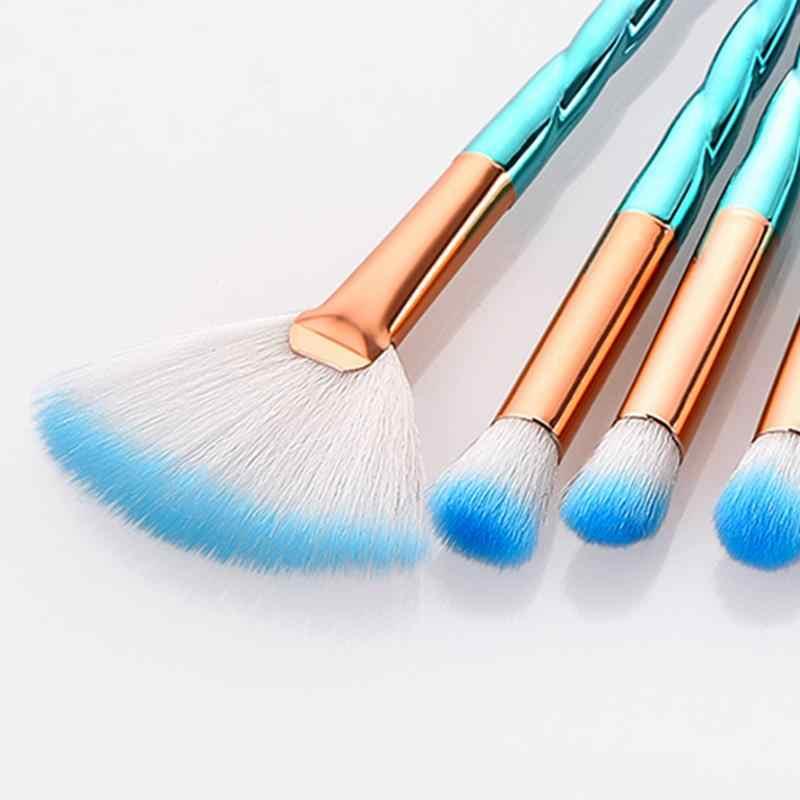 Макияж инструмент-Мода Макияж Кисти 10 шт. многофункциональный макияж кисти консилер для глаз кисти набор инструментов