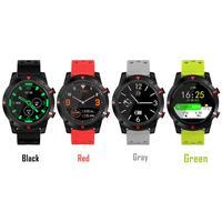 New Smart Watch 1.3 inch Color AMOLED Screen GPS Watch Support Heart Rate Blood Pressure Measurement Deep Waterproof Smart Watch