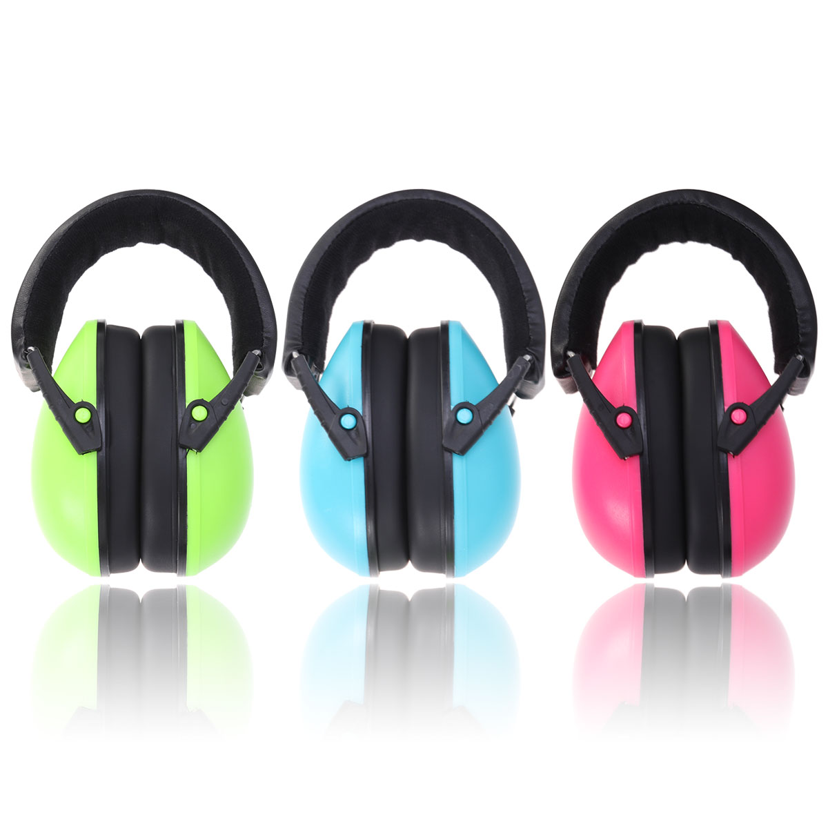 Baby Hearing Protection Earmuff Noise Cancelling Ear Muffs For Sleep Play Study
