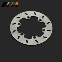 Motorcycle Rear Steel Brake Disc Rotor For YAMAHA WR125 DT200 DT230 TT250R TT600R WR200 WR250 YZ125 YZ250 YZ400 YZFR1 YZFR6