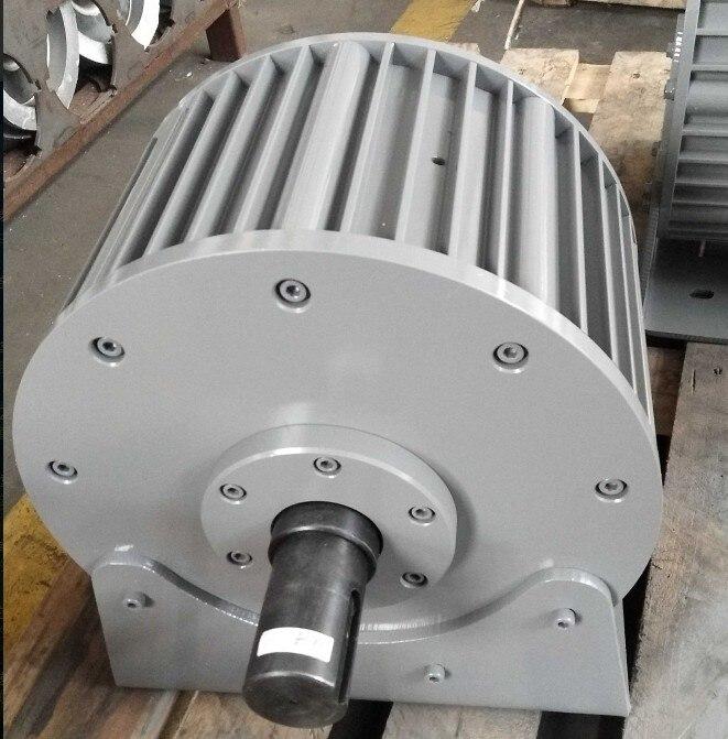 5KW AC220V 3 Phase Permanent Magnet Generator ac 240V 380V alternator on sale