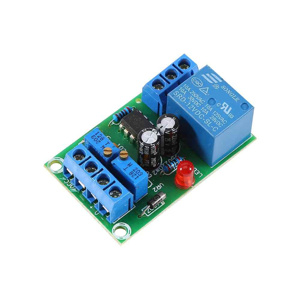 Hot Sale 12V Battery Automatic Charging Controller Module Protection Board  Relay Board Module Anti-Transposition Smart Charger
