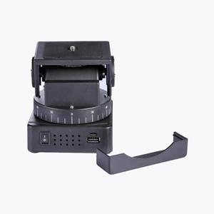 Image 5 - YT 260 kamera motorlu Pan Tilt Tripod başkanı ile uzaktan kumanda Gopro Hero Yi Sony QX1L QX10 QX30 QX100