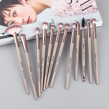 Pro Makeup Brushes Set 12 pcs/lot Eye Shadow Blending