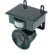 Promozione! Ad ultrasuoni PIR Allaperto Solare Animale Uccello Cane Volpe Repeller Repellente Scarer