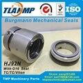 HJ92N-35   HJ92N/35-G16 механические уплотнения Burgmann (размер вала: 35 мм) Материал: TC/V  CA/SIC/V