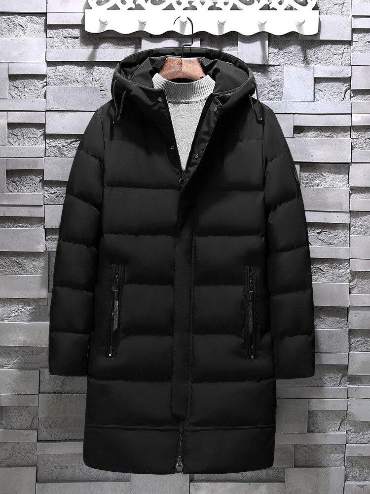 358914dfee8 [Hot Sale] Varsanol New Parkas Men Long Cotton Winter Jacket Coat For Men  Brand Warm Jacket Thick Parka Homme Tops 20 Degree-in Parkas from Men's  Clothing