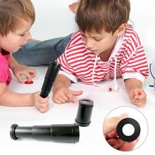Science Stretch Contraction Telescope Model Toy Children Kids Educational Toys Toddler Kids Birthday Gifts Telescope Toy(China)